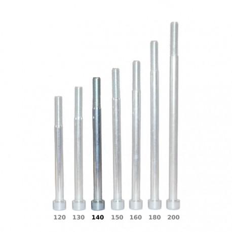 Vis CHC 10x140mm