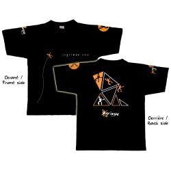 T-Shirt JeGrimpe