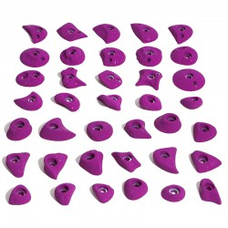 Footholds Pack