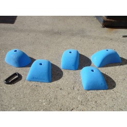 Teal - Fat Pinches set 2