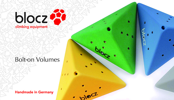 Blocz volumes Bolt-on