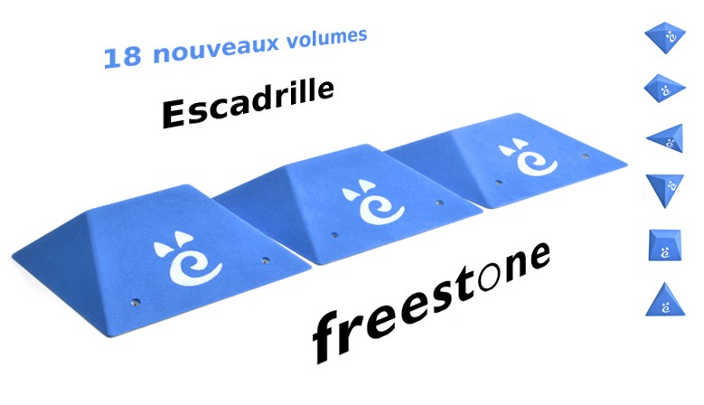 Freestone - new volumes