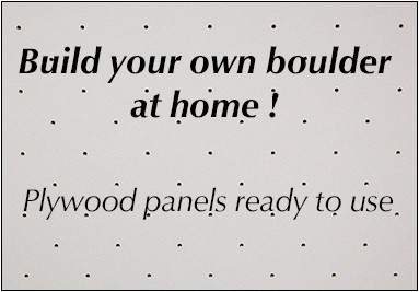 Plywood panels for your home boulder